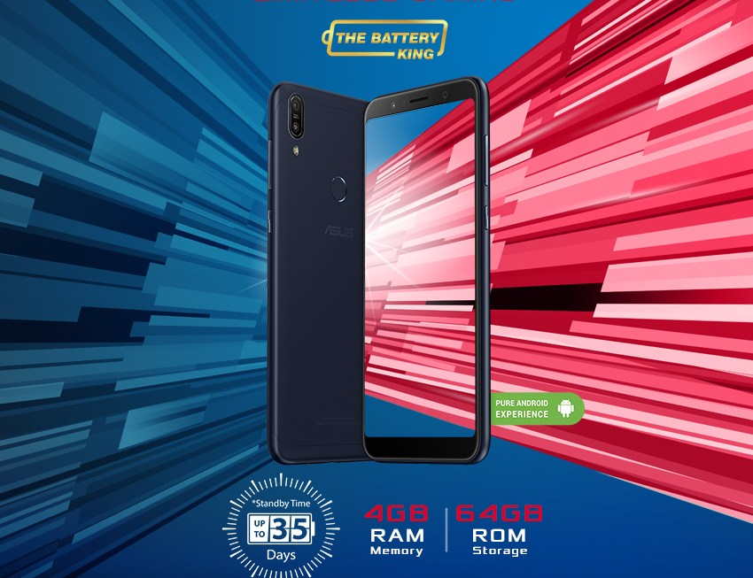 ASUS unleashes new Zenfone Max Pro