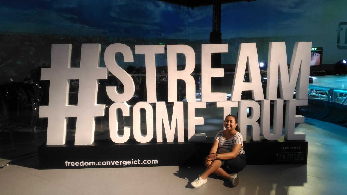 Stream Come True: Converge ICT launches Freedom App