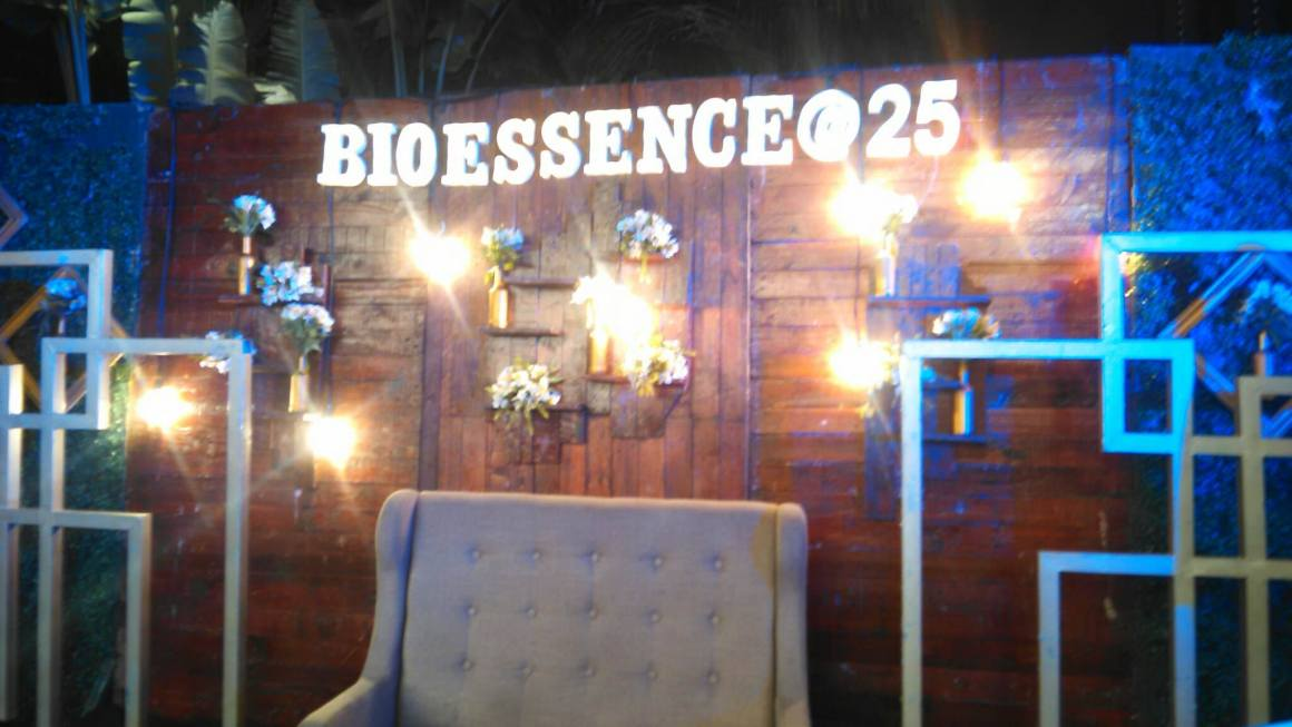 Bioessence's 25th  year – celebrating legacy and excellence