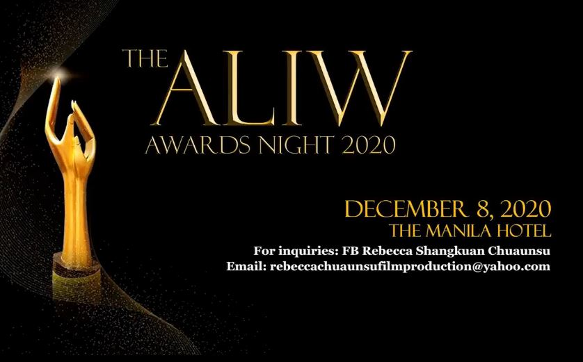 The 33rd Aliw Awards on Dec 8, 2020!