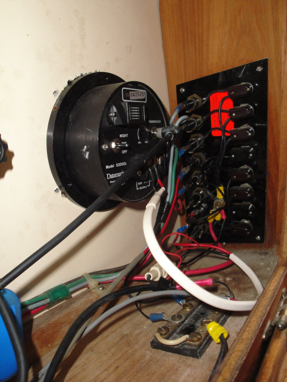 medium resolution of 12 volt house battery distribution panel boat wiring woman owned 12 volt lighted switch wiring 12 volt marine wiring