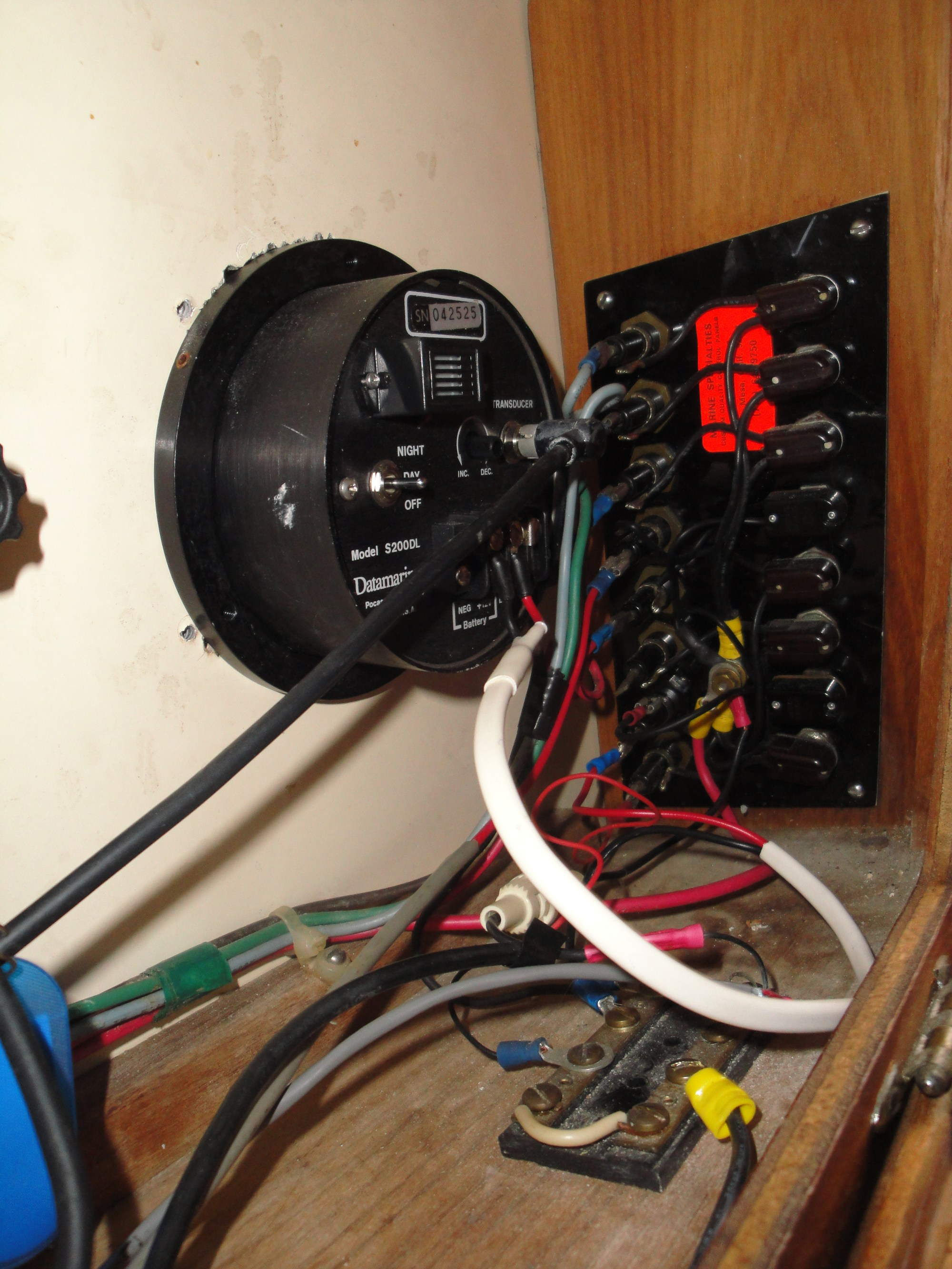 hight resolution of 12 volt house battery distribution panel boat wiring woman owned 12 volt lighted switch wiring 12 volt marine wiring