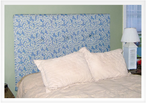 How To Make An Upholstered Headboard With Buttons Do It
