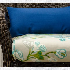 Do It Yourself Patio Chair Cushions Wedding Covers Hire Hertfordshire Waterfall Cushion   Do-it-yourself Advice Blog.