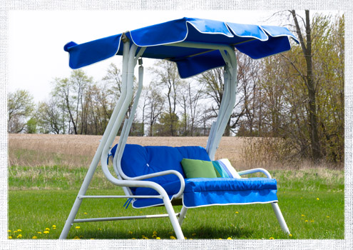 swing chair replacement clearance patio chairs how to make a canopy do it yourself advice blog 2014 may 1