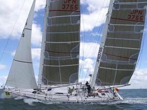Elliott 16 metre schooner