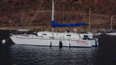 Jim Brown Trimaran Molly Brown