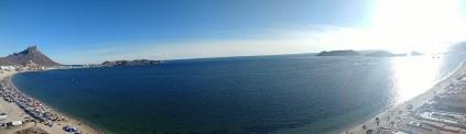Playa Blanca Panorma