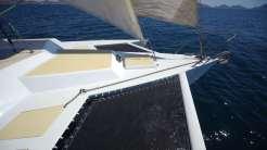 Winsplitter Starboard bow