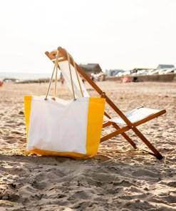 Yellow Beach Bag Mix