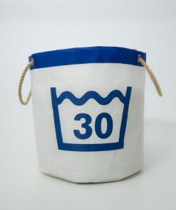 sailcloth laundry bucket