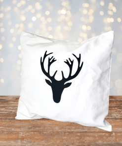 christmas-stag-cushion