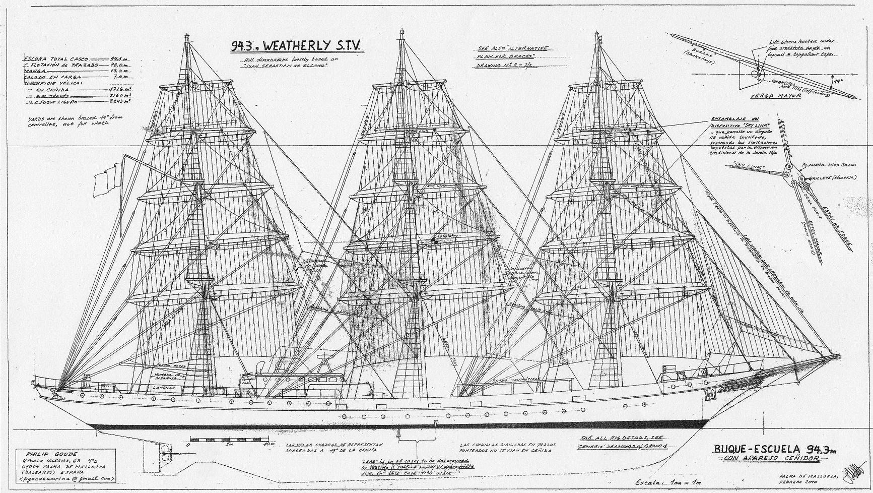 diagram of a caravel ship 2000 land rover discovery 2 wiring schooner america elsavadorla