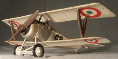 Nieuport 17 francese, 1917 - French Nieuport 17, 1917