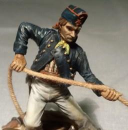 Marinaio francese 1806 - French sailor, 1806