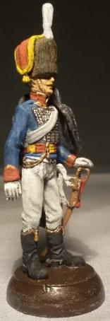 Ussaro inglese, 1815 - British husser, 1815