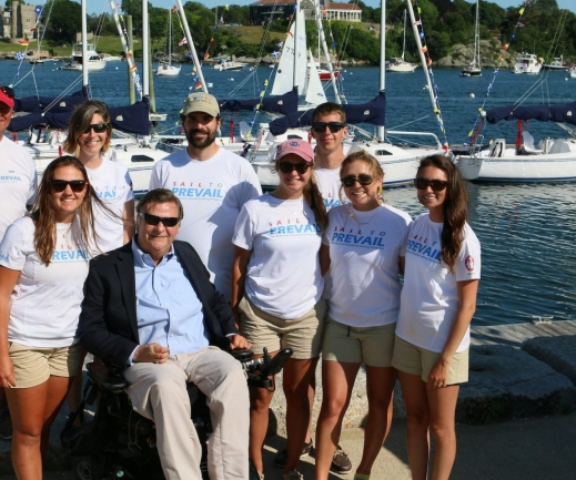 Sail To Prevail's Mission