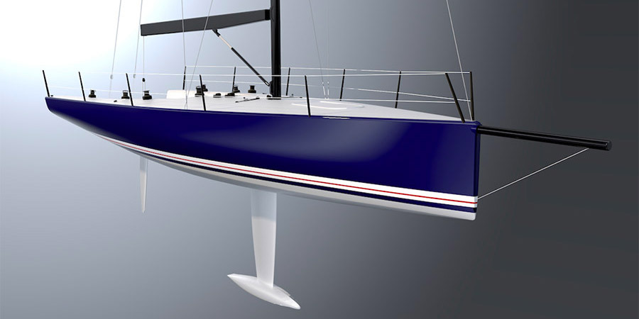 Discovering The IC37 The New One Design Keelboat Chosen