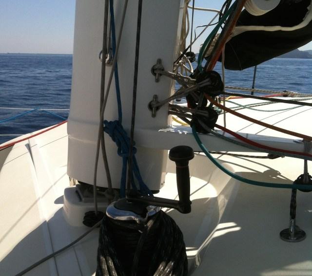 5X Rotating mast