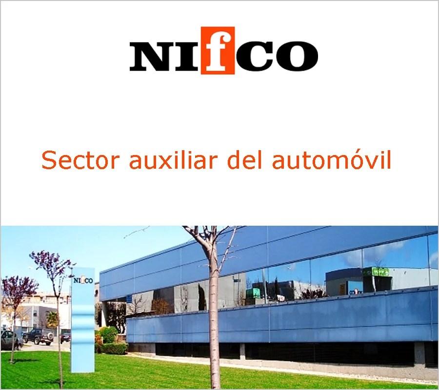 Imagen caso de éxito Nifco