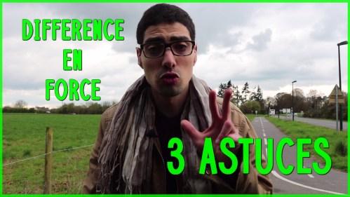 3 ASTUCES pour faire de sa DIFFÉRENCE une FORCE !