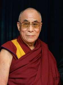 dalaï lama se sentir bien