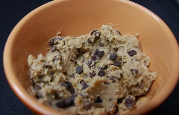 Cookie Dough aux pois chiches