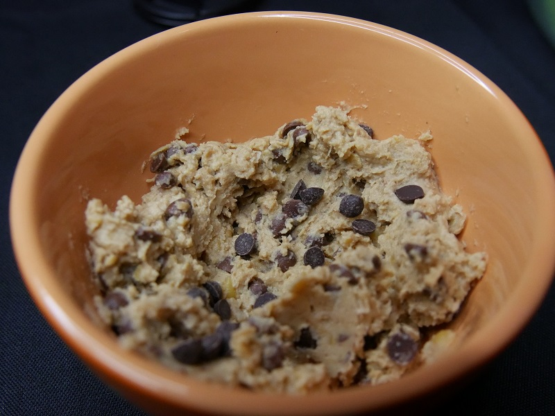 Cookie Dough aux pois chiches