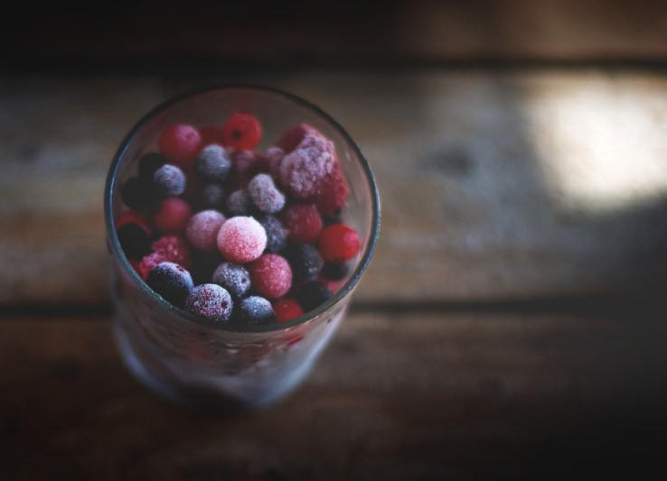 fruits surgelés santé