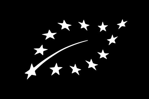 logo européen ab noir et blanc - GUIDE DU BIO  : santé & éthique