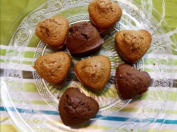 Mini pains dépices au son davoine 3 - Coup de cœur de Janvier : Pain d'épices au son d'avoine