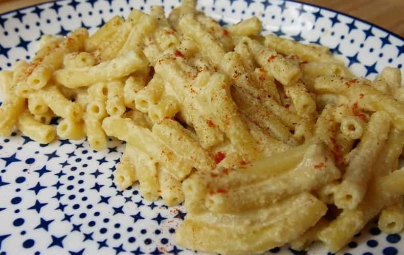 Mac and cheese vegan