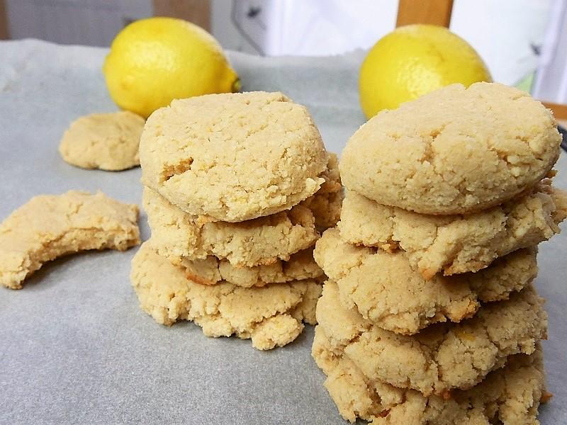 Cookies coco citron - Cookies coco-citron
