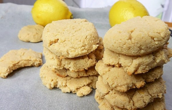 Cookies coco-citron
