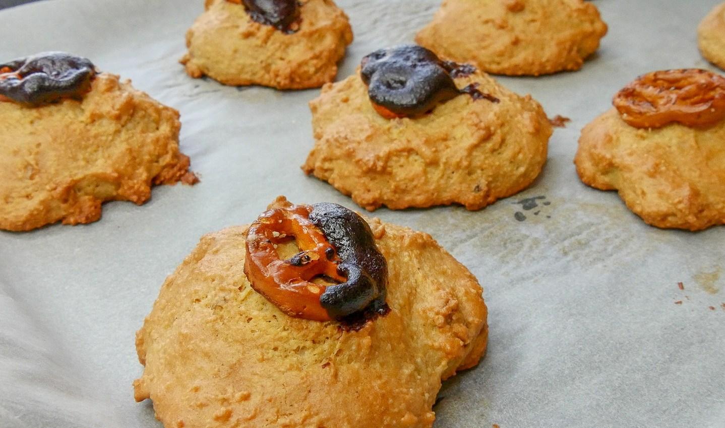 Cookies amande & bretzel