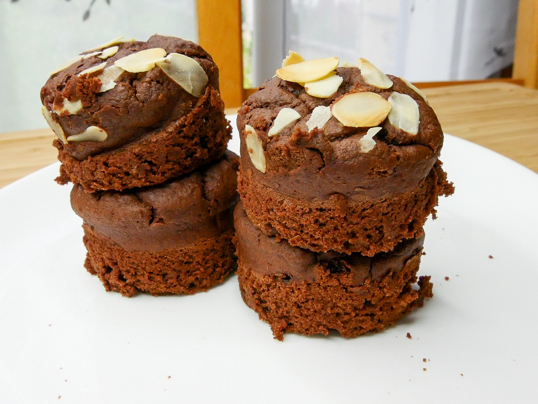 Moelleux chocolat vegan sans sucres ajoutés 2 - Muffins au Chocolat (Vegan, Sans Sucres Ajoutés)