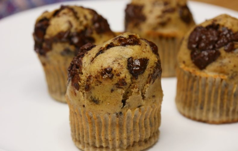 Muffin Healthy Pépites Chocolat