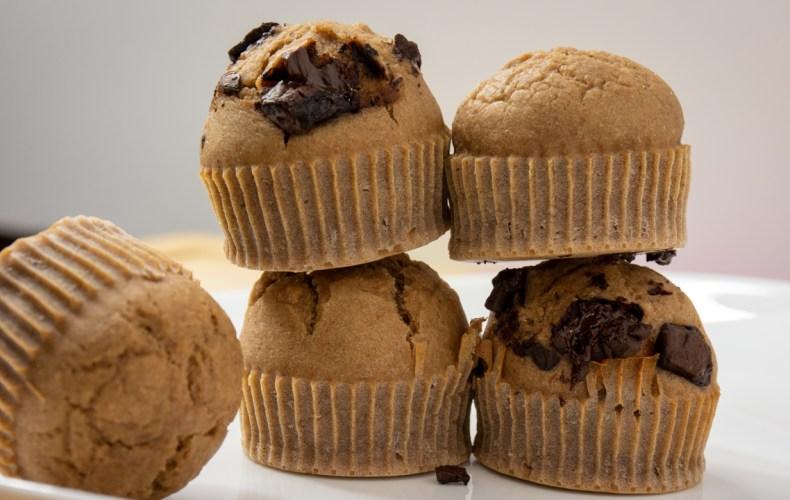 Muffins Châtaigne SSA