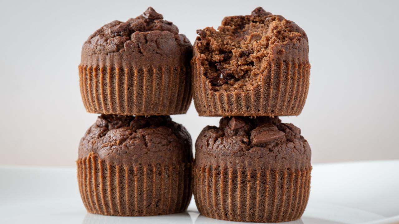 Recette Muffins au Chocolat Sans Gluten - Muffins au Chocolat (Sans Gluten)