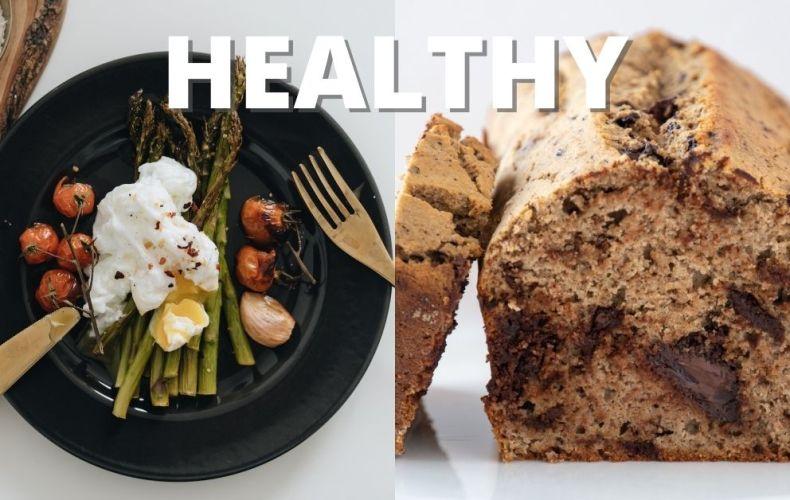 Recettes de Printemps & Chocolat (healthy)