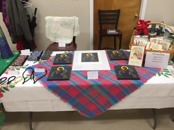 Chokis, icons, Christmas cards
