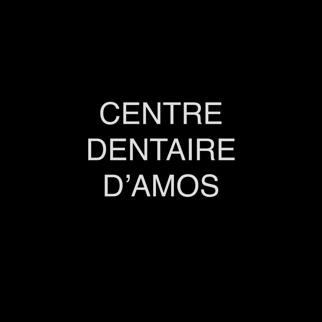 A Go Partner logos on black square.Centre Dentaire d'Amos