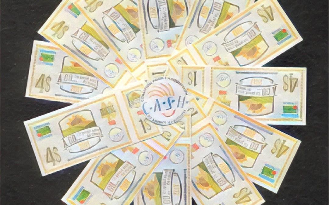 Les Jeux du Jeudi encouragent le Marché Public d'Amos