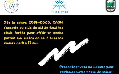 Ski gratuit 0 – 17 ans !
