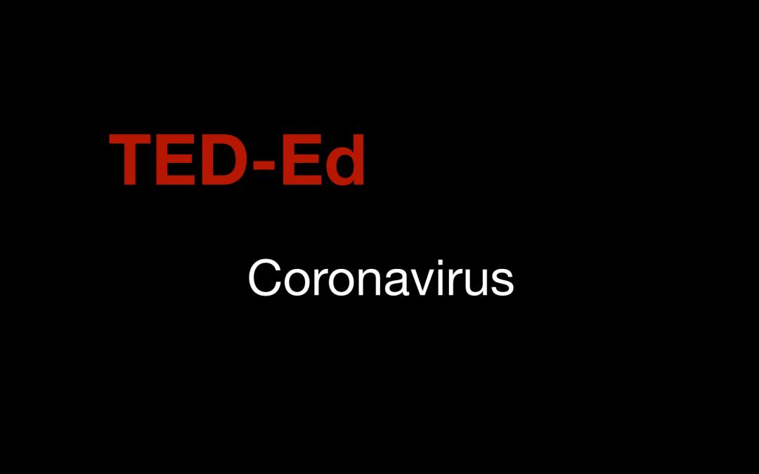 Coronovirus – 5 minutes.