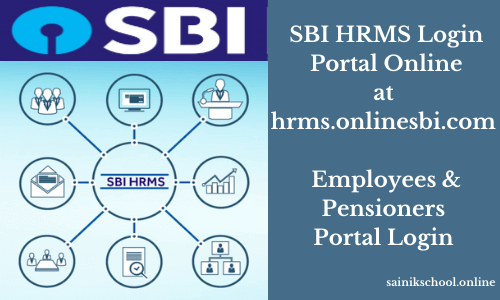 SBI HRMS Login Portal at hrms.onlinesbi.com | Employees & Pensioners Portal Login
