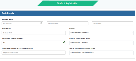 Procedure To Apply For West Bengal Student Credit Card Scheme