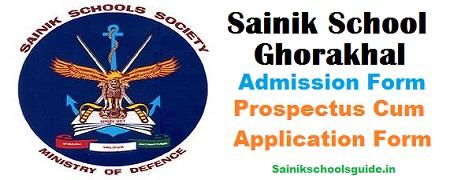 Sainik School Ghorakhal