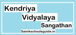 Image Kendriya Vidyalaya Sangathan