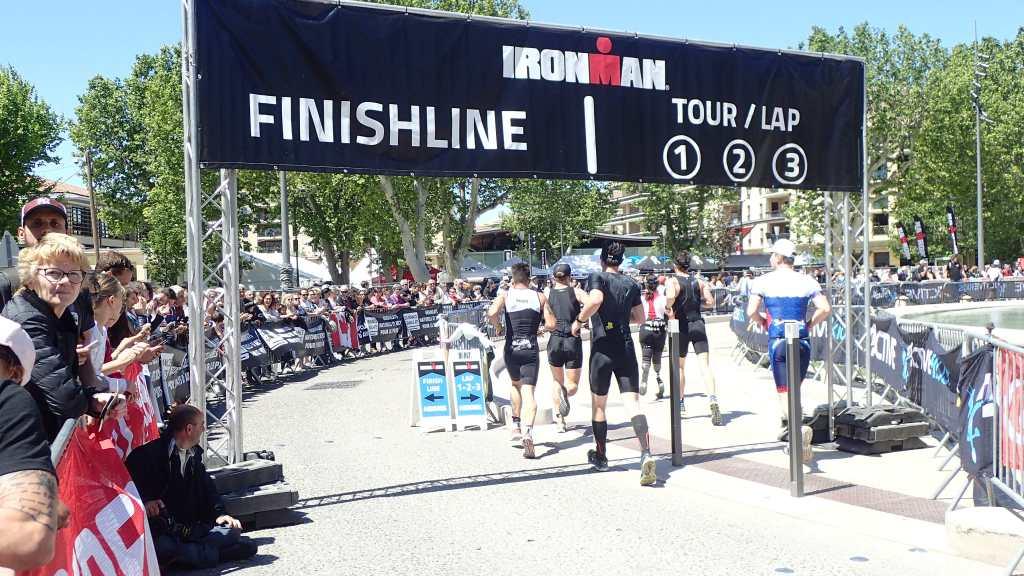 Ironman 70.3 Pays d'Aix 2019 - Course à pied
